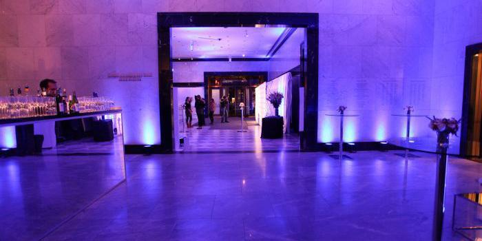 The Paley Center for Media wedding Manhattan