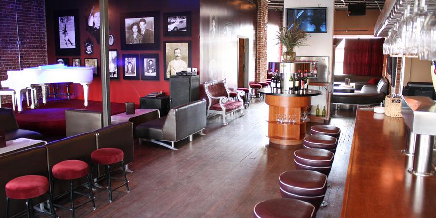 The Living Room - South of Colfax Nightlife District wedding Denver