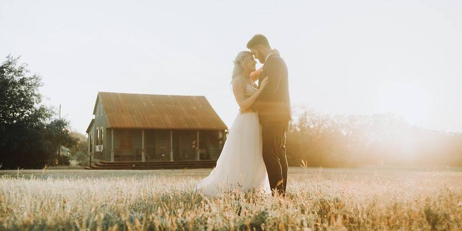 Hofmann Ranch by Wedgewood Weddings wedding San Antonio