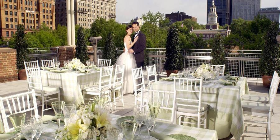 The Liberty View wedding Philadelphia