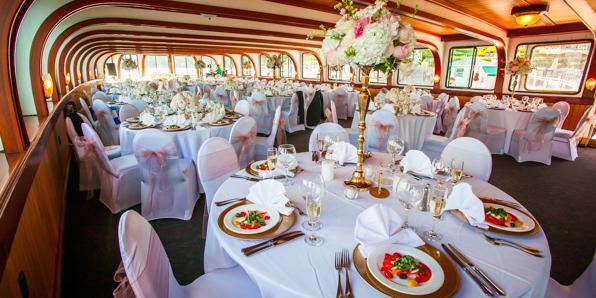 LG Cruises wedding Eastern Adirondacks/Lake Champlain
