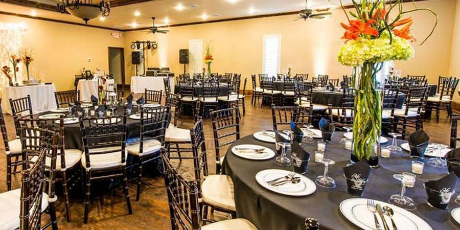 The Gallery Event Room wedding Dallas