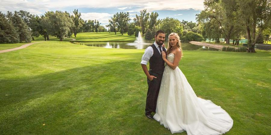 Greeley Country Club wedding Boulder/Fort Collins