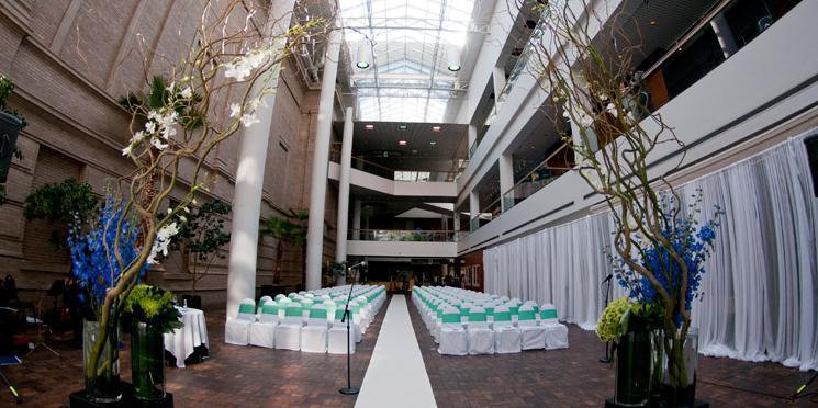 Denver Museum of Nature & Science wedding Denver