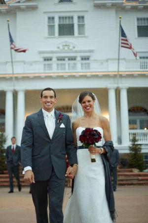 The Stanley Hotel wedding Boulder/Fort Collins