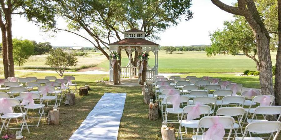 River Crossing Club wedding San Antonio