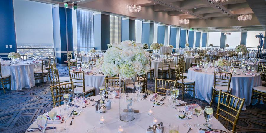 City Club Los Angeles wedding Los Angeles