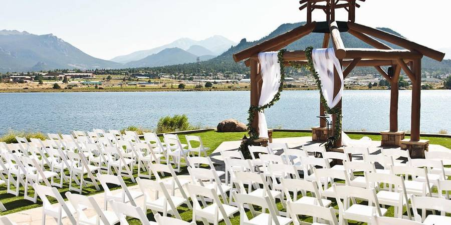The Estes Park Resort wedding Boulder/Fort Collins