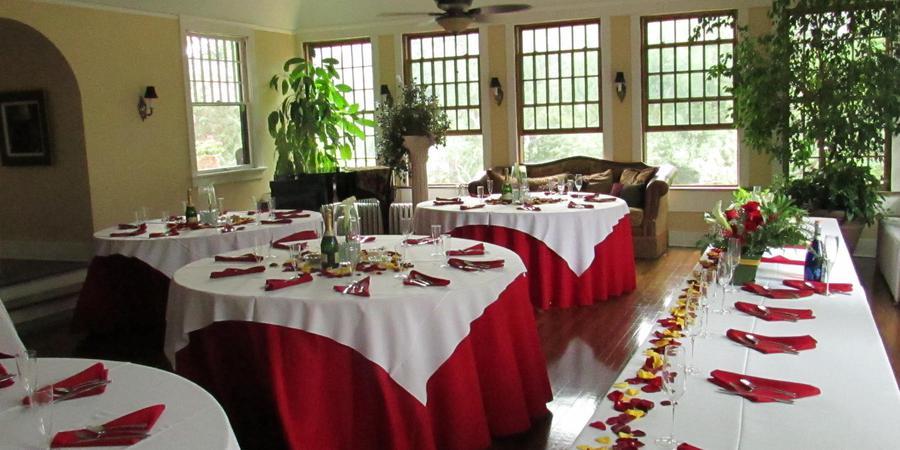 The Cheyenne Canon Inn wedding Colorado Springs