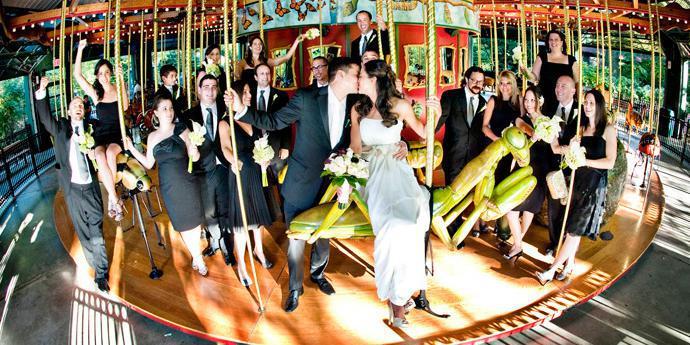 Bronx Zoo wedding The Bronx