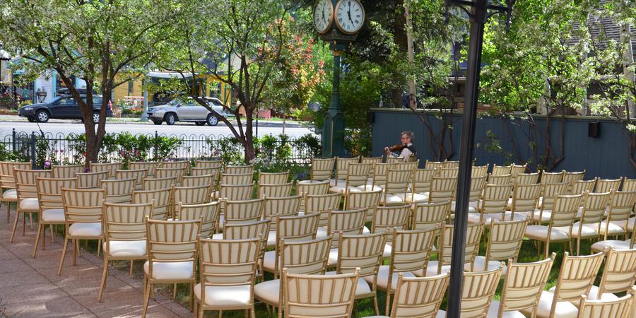 Hotel Jerome wedding Aspen/Vail/High Rockies