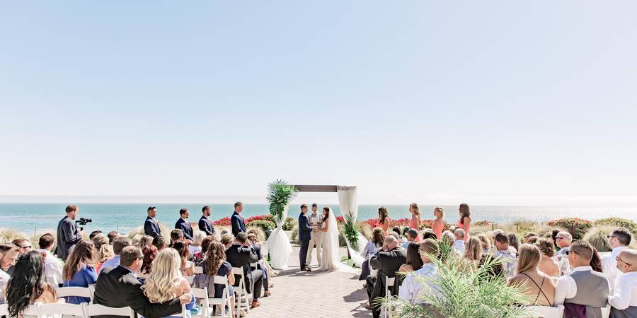 Dolphin Bay Resort and Spa wedding Central Coast