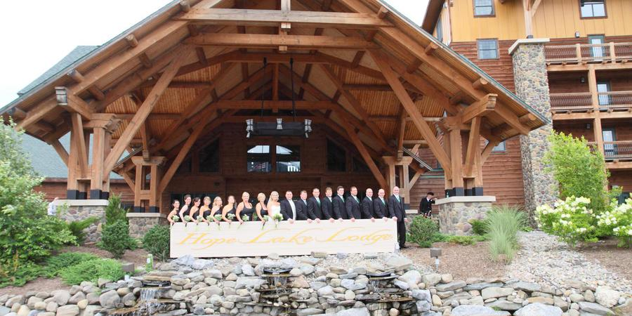 Greek Peak Mountain Resort wedding Finger Lakes