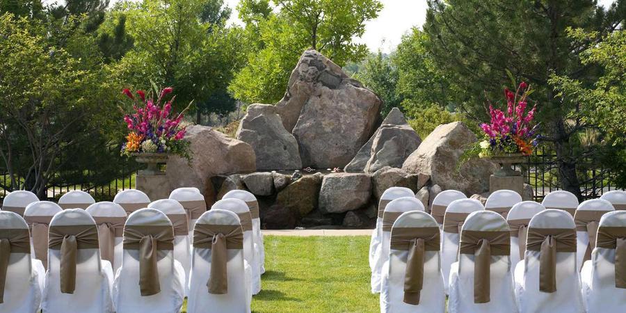 The Westin Westminster wedding Denver