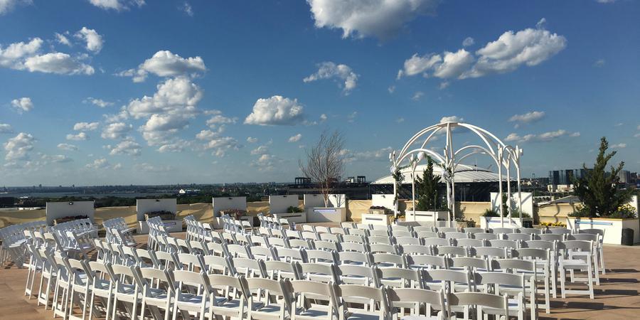 Terrace on the Park wedding Queens