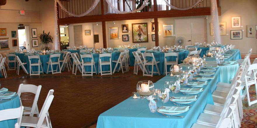 Cabrillo Pavilion Arts Center wedding Santa Barbara