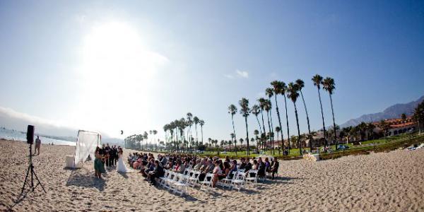East Beach - Calle Puerto Vallarta Beach wedding Santa Barbara