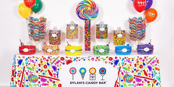 Dylan's Candy Bar wedding Manhattan