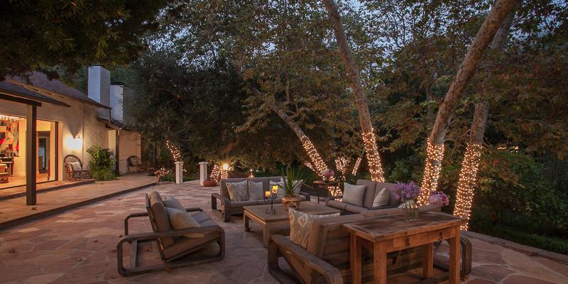 The Lodge at Beverly Hills wedding Los Angeles