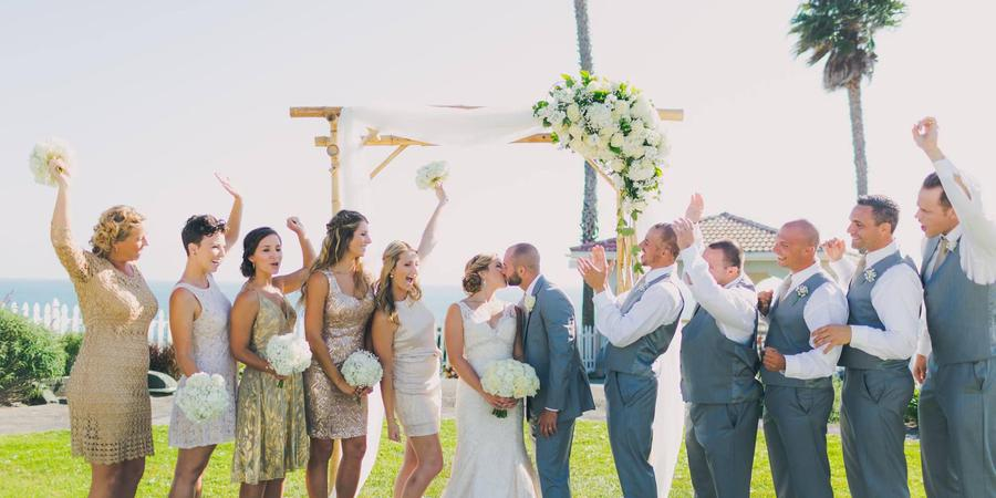 Ventana Grill wedding Central Coast