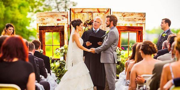 Ron Jaworski's Blue Heron Pines Golf Club wedding Atlantic City