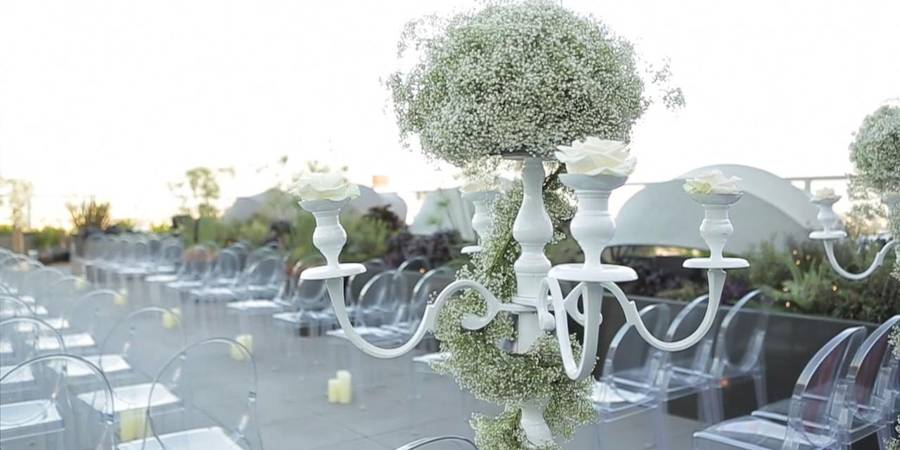 Andaz West Hollywood wedding Los Angeles