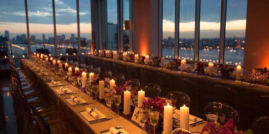 The Glasshouses wedding Manhattan