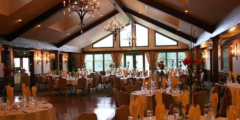 Genoa Lakes Golf Club and Resort wedding Tahoe