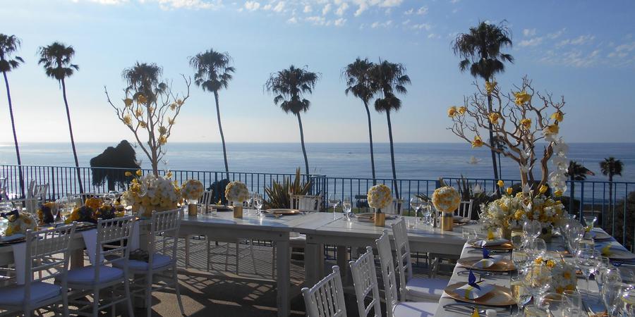 La Jolla Cove Suites wedding San Diego