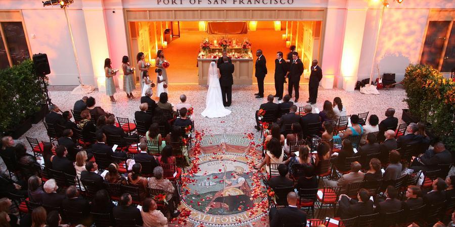 San Francisco Ferry Building wedding San Francisco