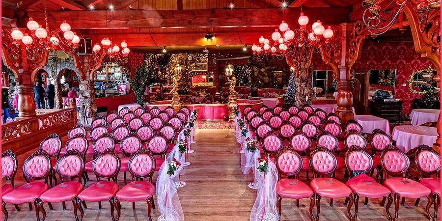 Madonna Inn wedding Central Coast