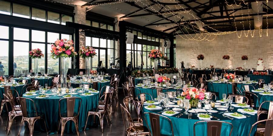 Omni Barton Creek Resort and Spa wedding Austin