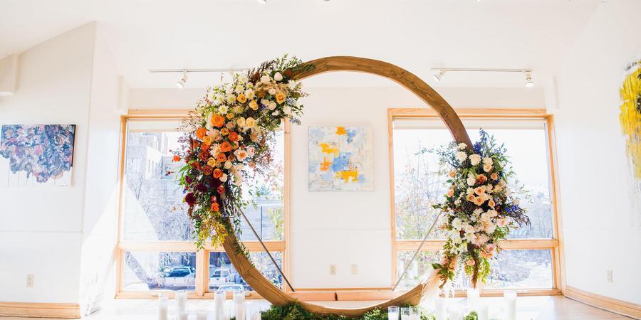 Rembrandt Yard Art Gallery & Event Center wedding Denver