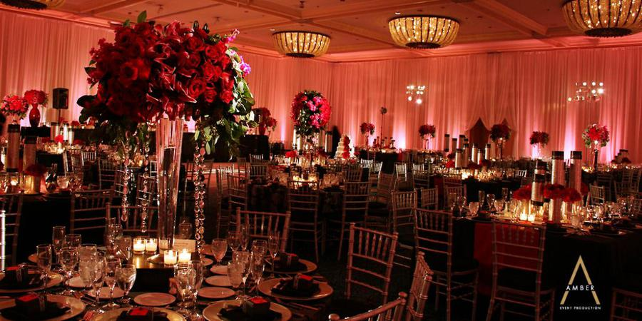 Hilton Pasadena wedding Los Angeles