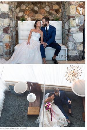 The Pearl Hotel wedding San Diego