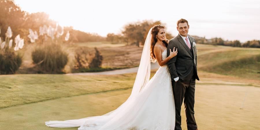 Morgan Creek Golf Club wedding Sacramento