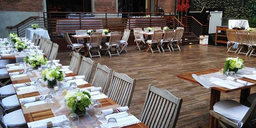 Pera Soho wedding Manhattan
