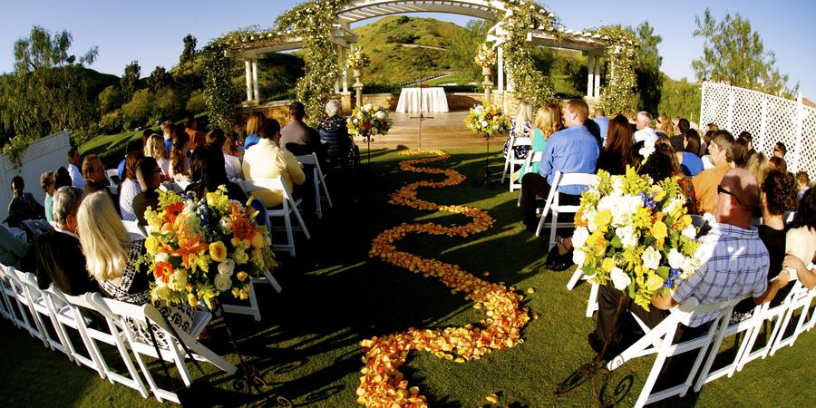 Black Gold Golf Club wedding Orange County