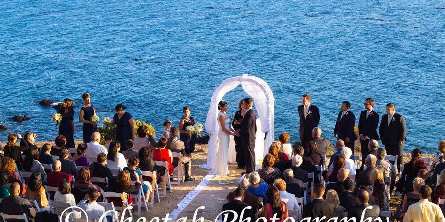 Point San Luis Lighthouse wedding Central Coast