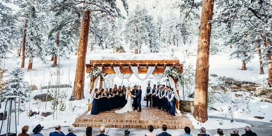 Della Terra Mountain Chateau wedding Boulder/Fort Collins