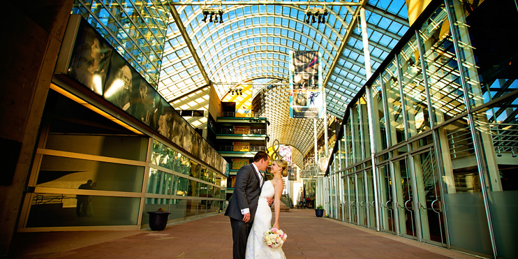 Denver Center for the Performing Arts, Seawell Grand Ballroom wedding Denver