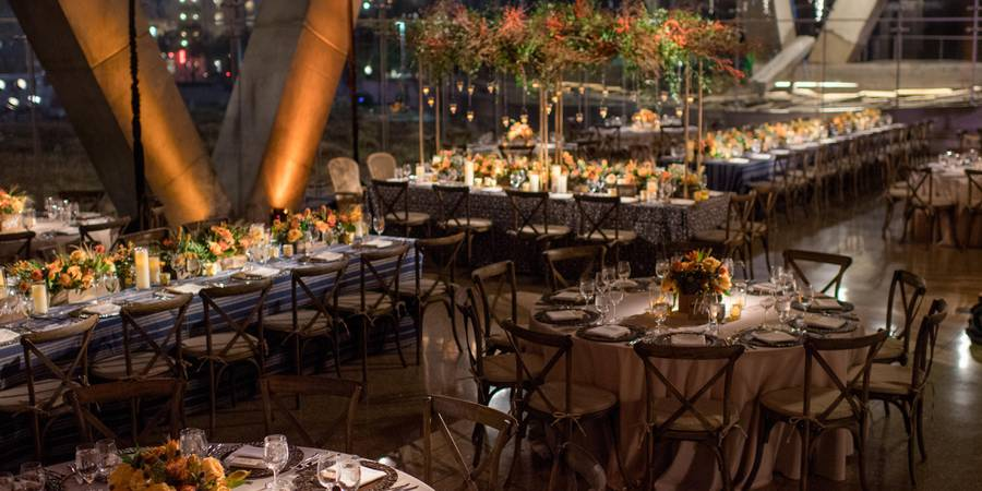 Perot Museum of Nature and Science wedding Dallas