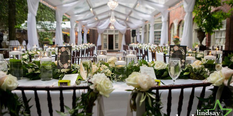 The Morris House wedding Philadelphia
