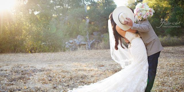 Stallion Oaks Ranch wedding San Diego