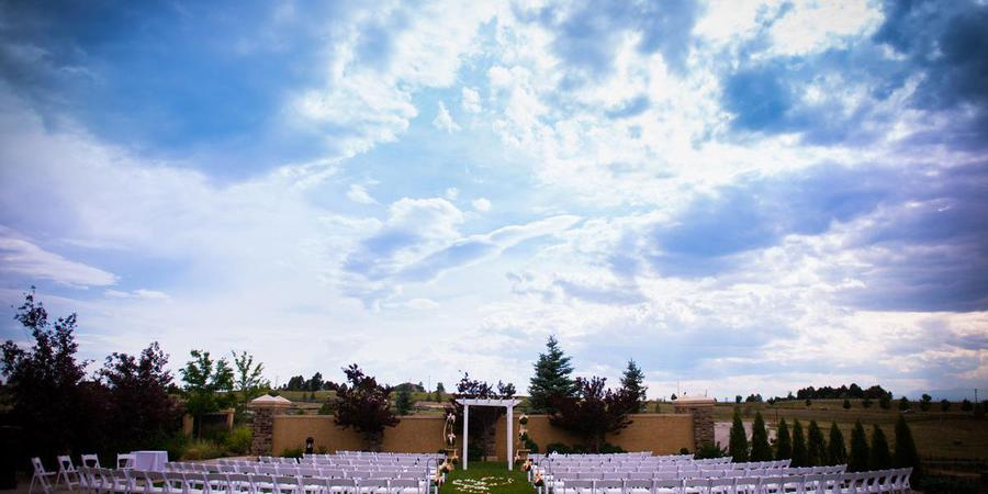 Blackstone Country Club wedding Denver