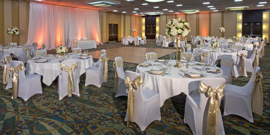 Crowne Plaza Tampa-Westshore wedding Tampa
