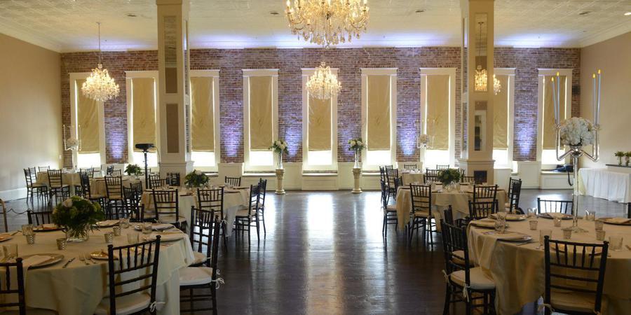 The Grand Hotel & Ballroom wedding Dallas