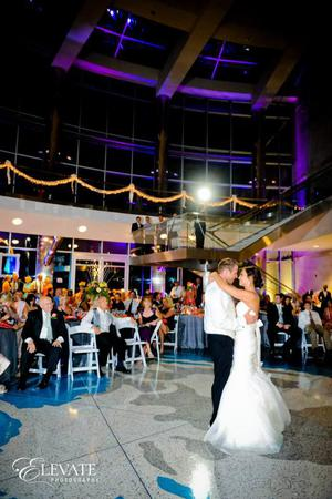 The Cable Center wedding Denver