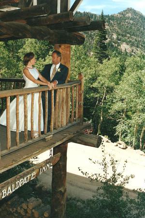 The Baldpate Inn wedding Boulder/Fort Collins