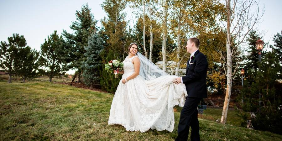 Ken Caryl Vista by Wedgewood Weddings wedding Denver